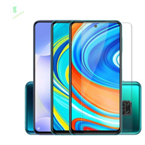 Affix Tempered Glass for Poco X2 / Mi Redmi Note 9 Pro/Mi Redmi Note 9 Pro Max