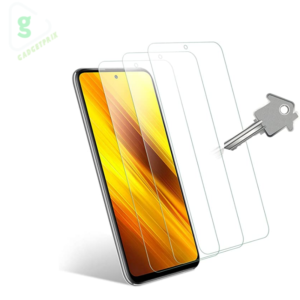 Affix Tempered Glass for Xiaomi Poco X3 / Poco X3